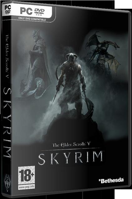 Tes 5 Skyrim скачать кряк